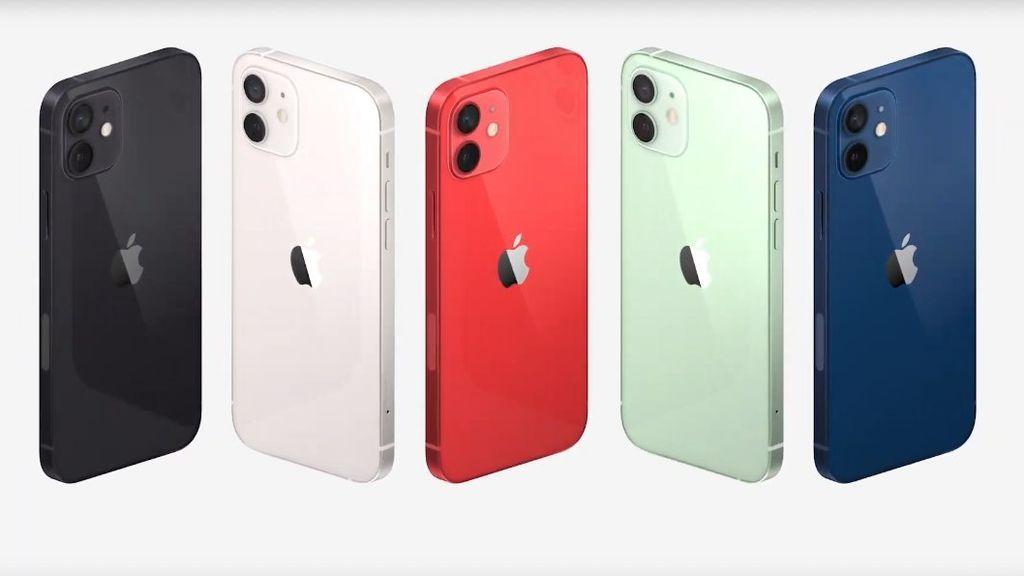 Llega el iPhone 12, más resistente y con conectividad 5G