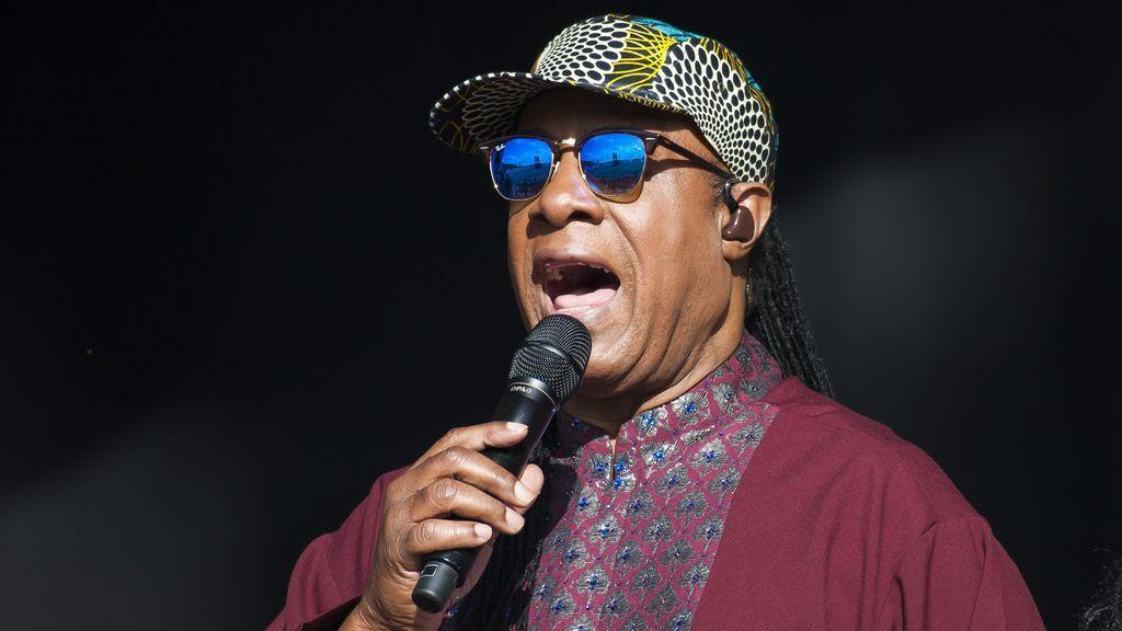 Stevie Wonder, una canción en la que lleva trabajando desde los 18 años y un nuevo álbum a la vista