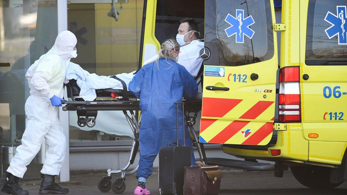 Hospitales al límite: varios centros holandeses cierran sus urgencias por el colapso a causa del coronavirus