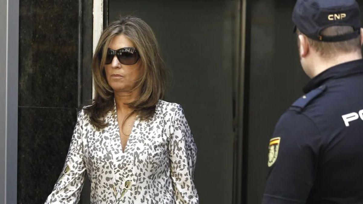 Rosalía Iglesias, la mujer de Bárcenas, a la cárcel