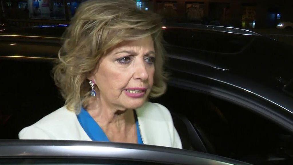La respuesta de Teresa Campos ante las informaciones sobre su supuesta deuda con Hacienda