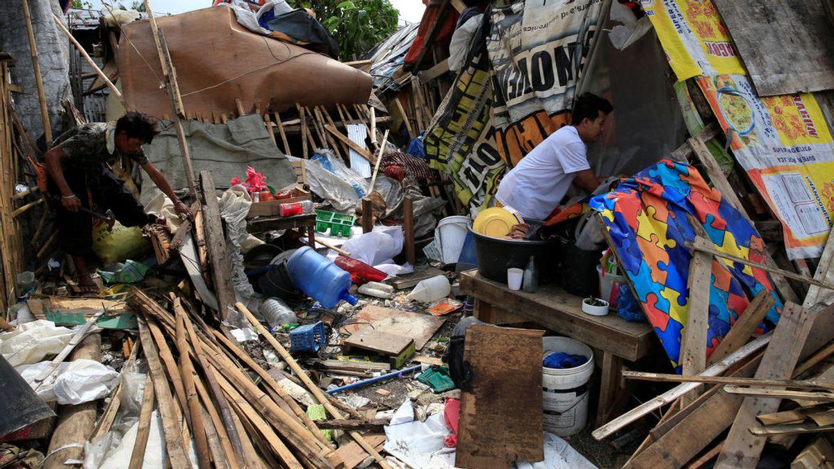 Los desastres naturales han matado a 1,2 millones de personas desde el año 2000
