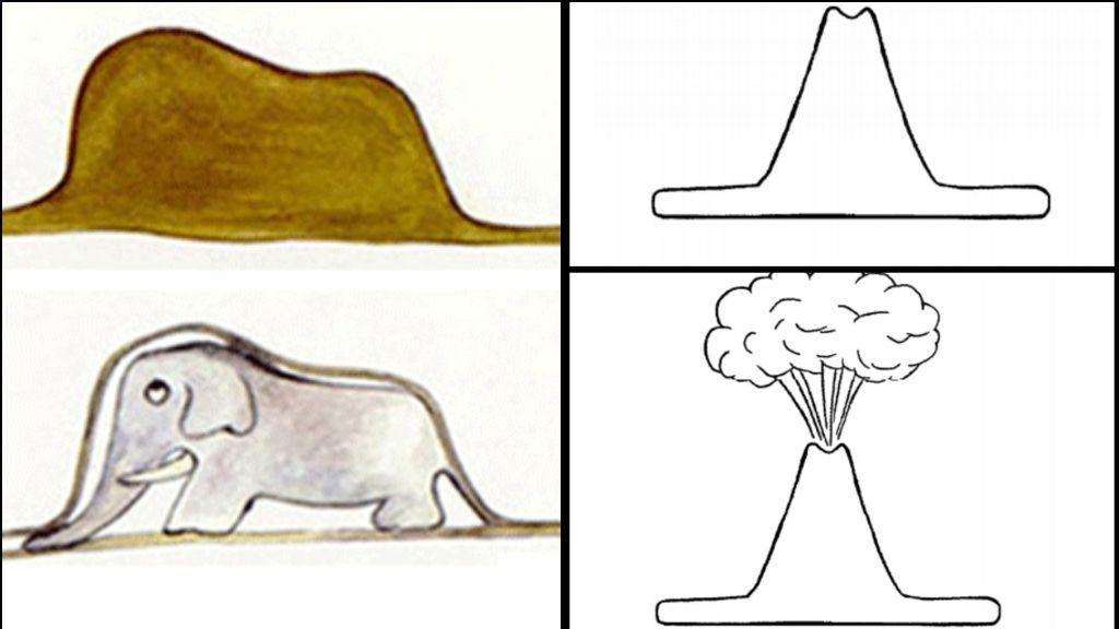 La clásica ilustración de 'El Principito' reinterpretada en 'La Principesa'