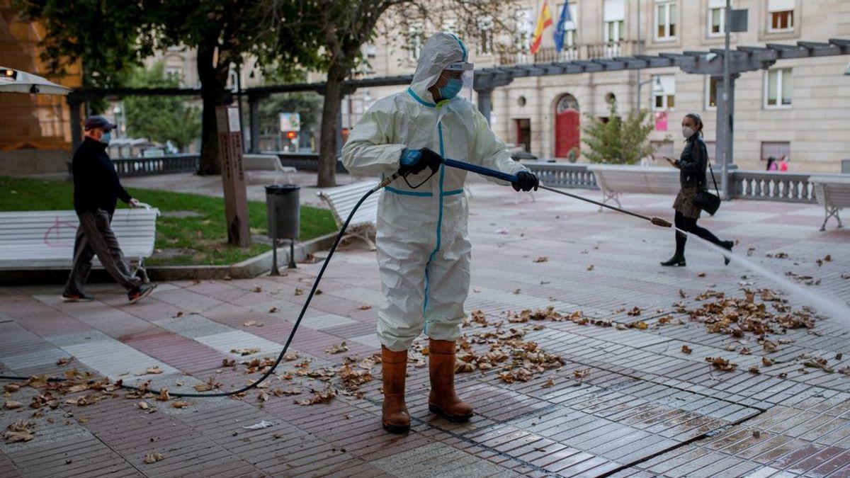 Última hora del coronavirus: España supera los 900.000 contagios con un repunte de 11.970 casos más