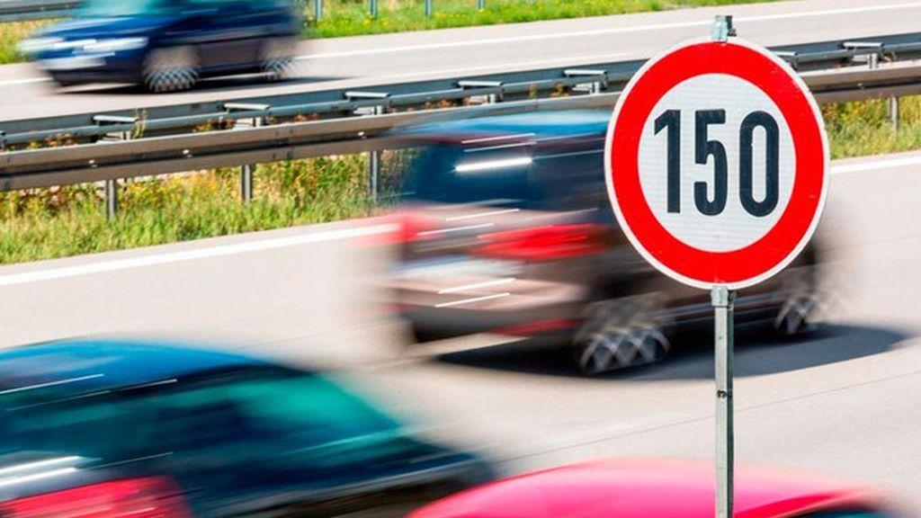 Italia presenta el límite más alto de velocidad