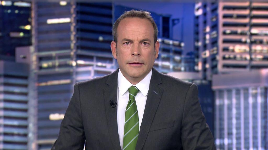 Con Roberto Fernández Informativos Telecinco 2020 Noche 14/10/2020