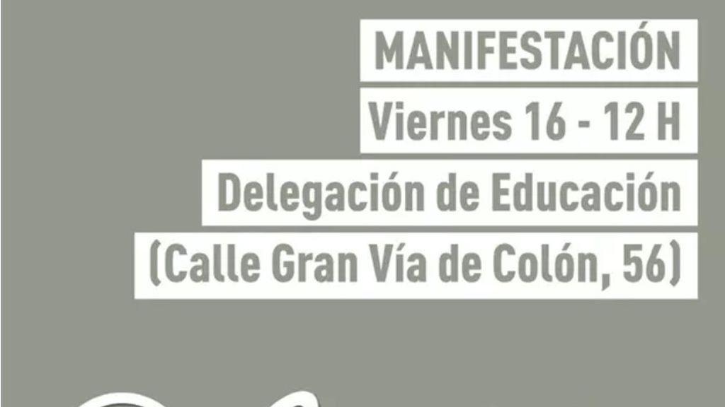 manifa estudiantes