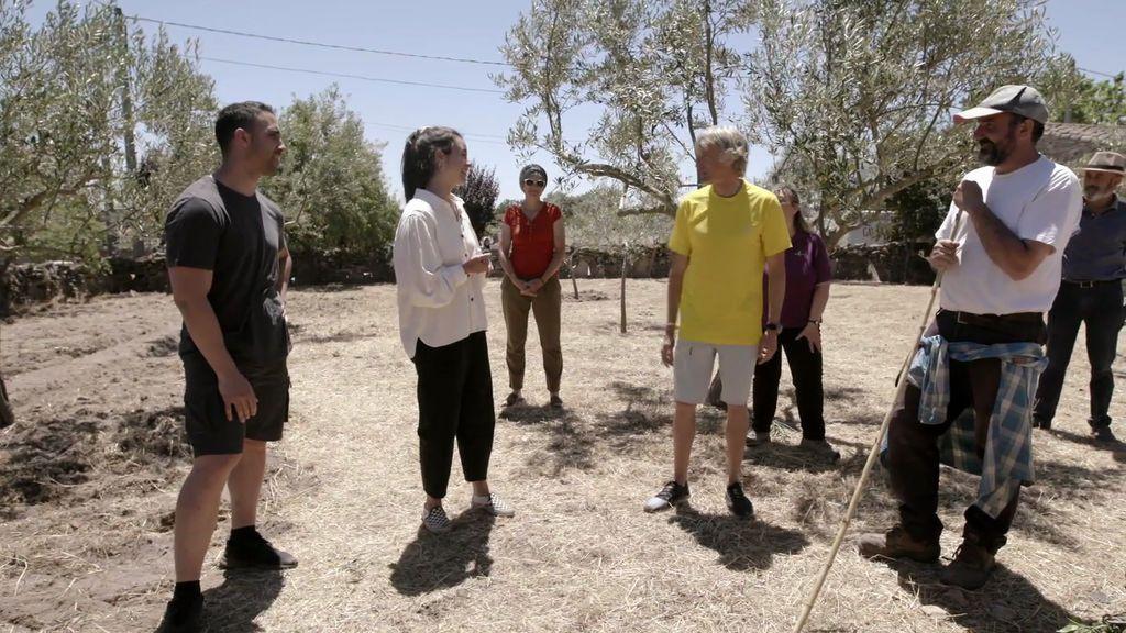 Montar un rancho de agroturismo para cumplir el sueño de dos jóvenes, objetivo de la nueva entrega de 'Volando voy'