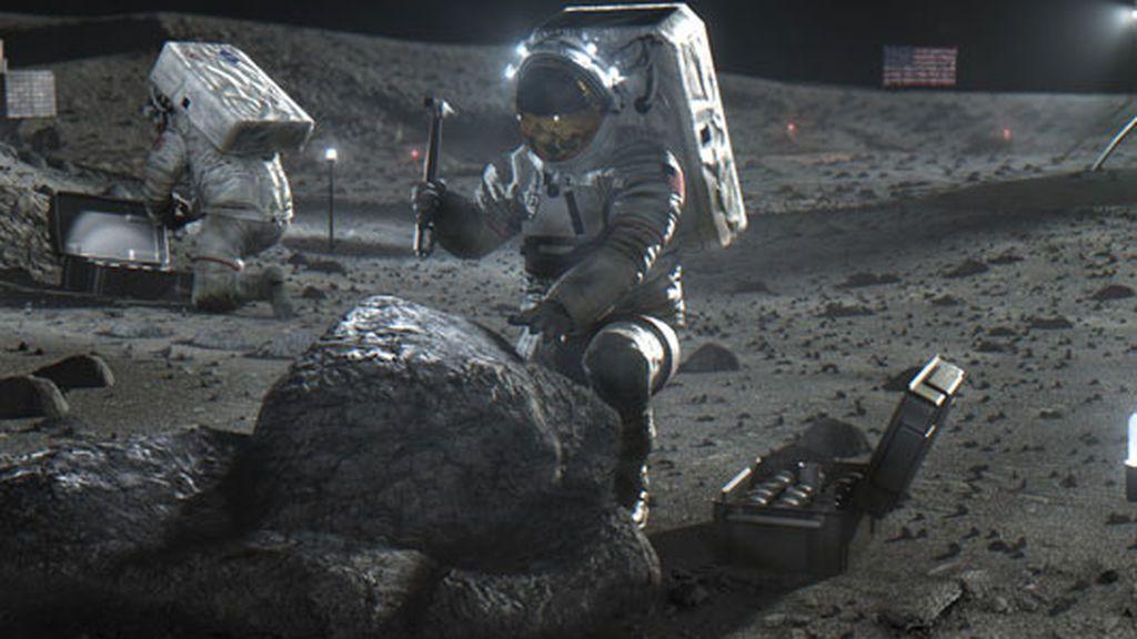 Minería lunar: qué países buscarán recursos en la Luna y qué acuerdo acaban de firmar