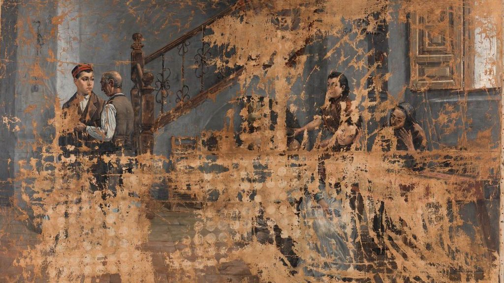 El Prado retira una obra de la exposición 'Invitadas' porque lo pintó un hombre