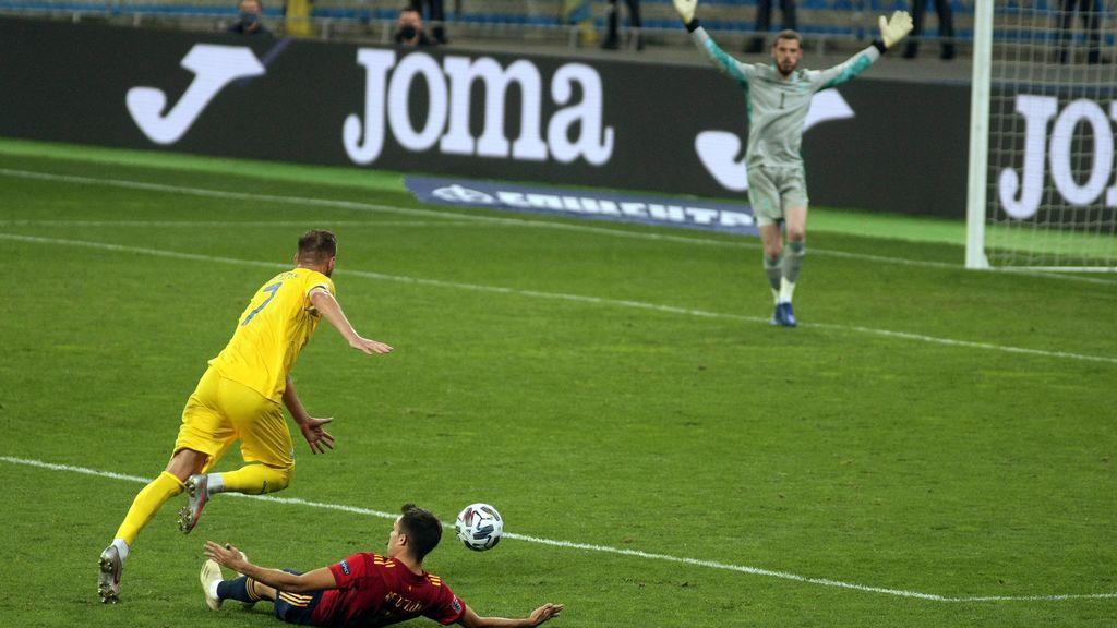Un jugador de Ucrania hace falta a Reguilón.