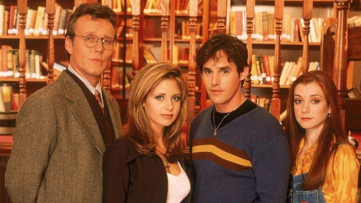 ¿Ha envejecido bien la serie 'Buffy Cazavampiros'?