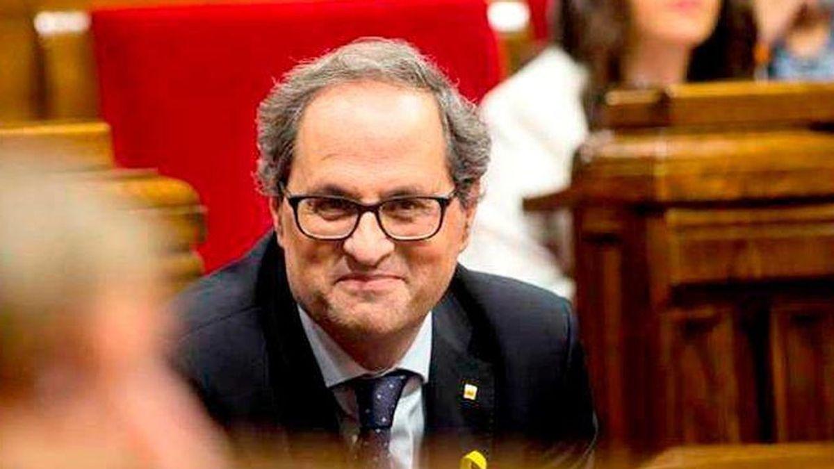 Torra mantendrá el sueldo y los honores de expresidente de la Generalitat tras la conformidad de la Fiscalía