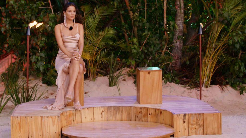 La relación entre Melyssa y Tom, ante su desenlace La isla de las tentaciones Temporada 2 Programa 7