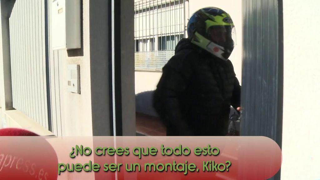 Kiko Rivera responde a la prensa con un portazo