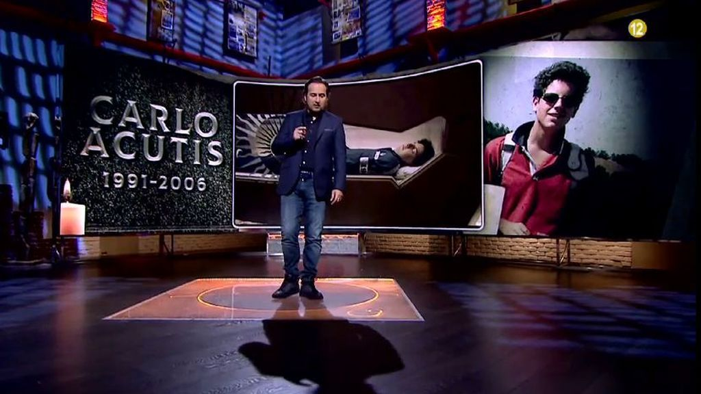El enigma del cuerpo de Carlo Acutis, el domingo a las 21:30 h. en 'Cuarto Milenio'