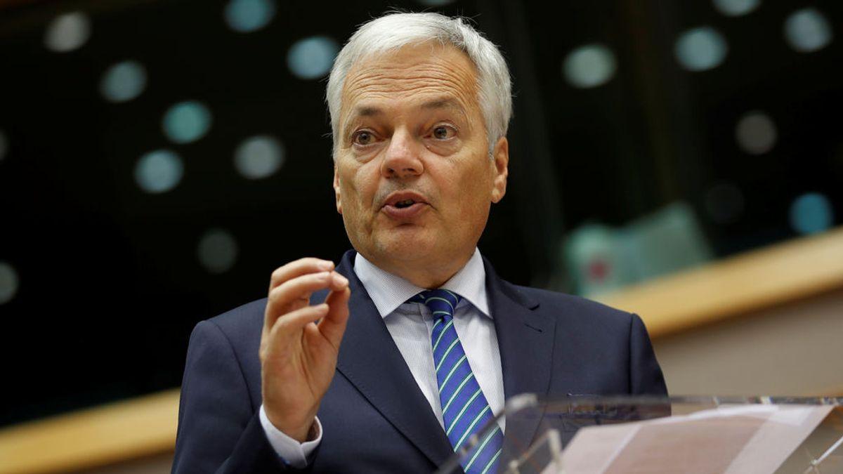 """Bruselas advierte a España sobre la politización de la justicia y """"sigue de cerca"""" la renovación del CGPJ"""