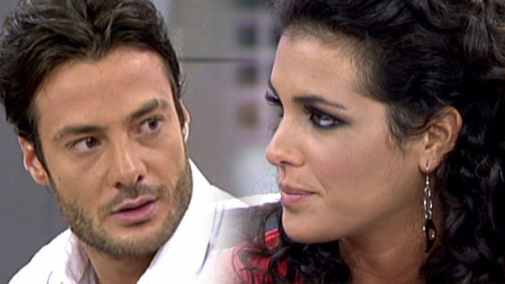 El cara a cara de Noemí Merino y Aless Livi