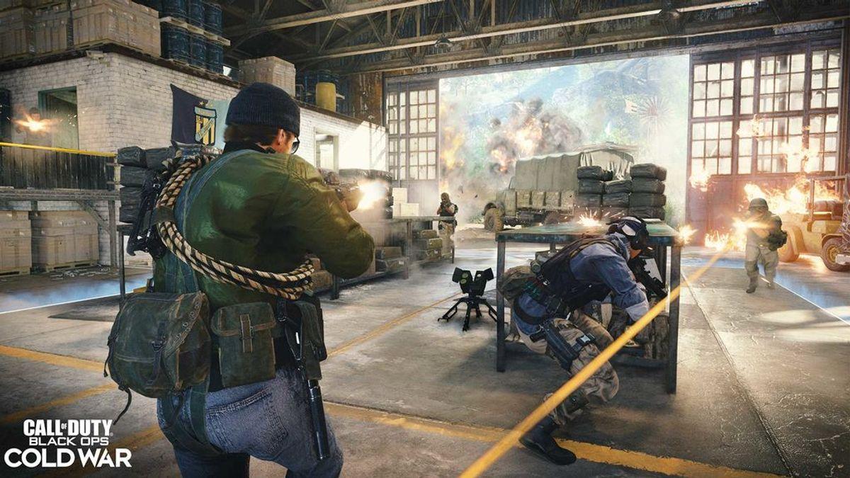 Juega a la beta de Call of Duty: Black Ops Cold War del 15 al 19 de octubre