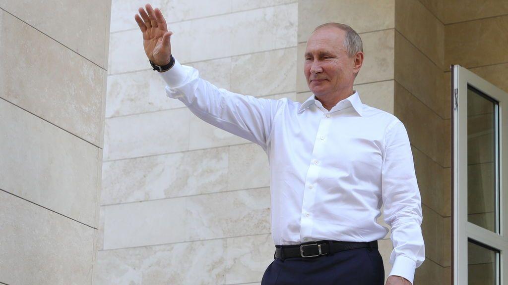 Putin anuncia que la vacuna está lista para su distribución