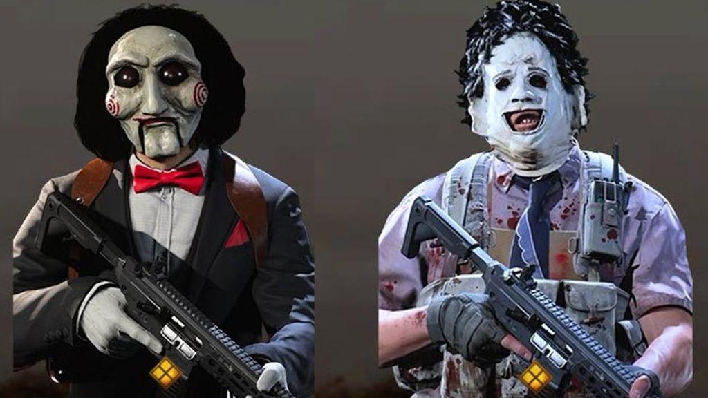 Call of Duty: Warzone skins Halloween
