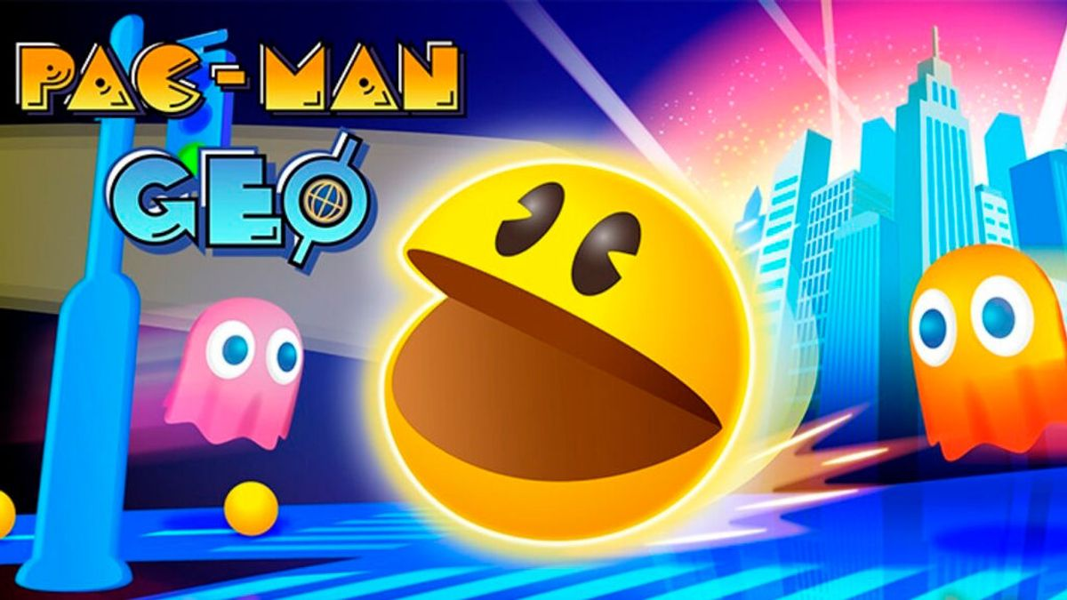 Juega gratis a Pac-Man sobre las calles de tu ciudad