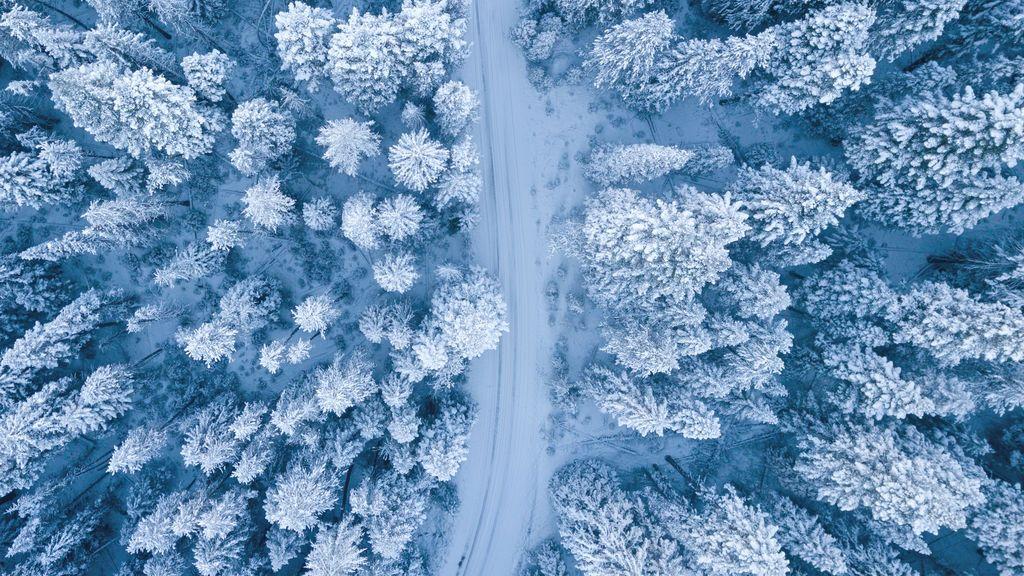 Muchas regiones viven un invierno casi permanente.