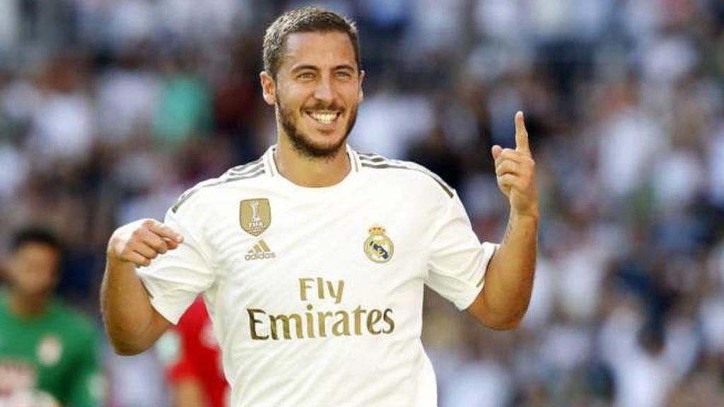 Hazard descarta jugar el Clásico del Camp Nou: quiere redebutar cuando esté al máximo nivel