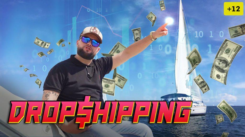Joel, emprendedor, explica qué es el dropshipping