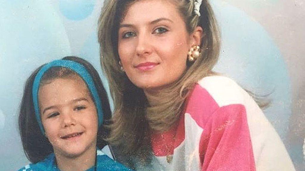 Tamara Gorro vivió su infancia en Móstoles, marcada por la pérdida de su padre.