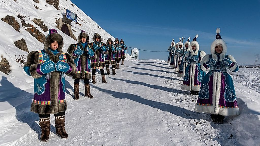 Oymyakon (Siberia).