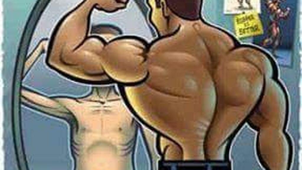 La vigorexia se da en más hombres que mujerse