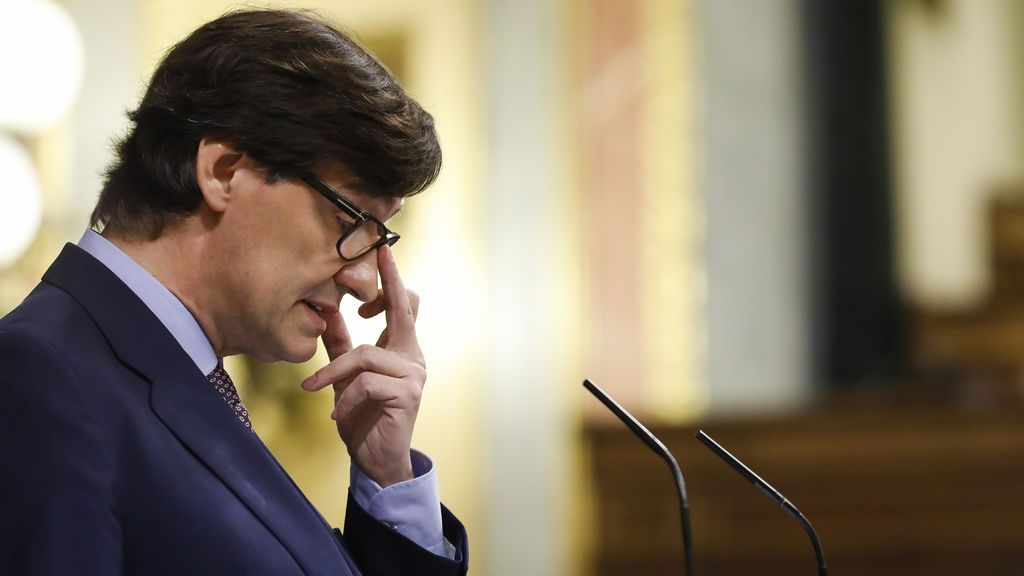 """Illa justifica el estado de alarma en Madrid: """"La situación es muy frágil e inestable"""""""
