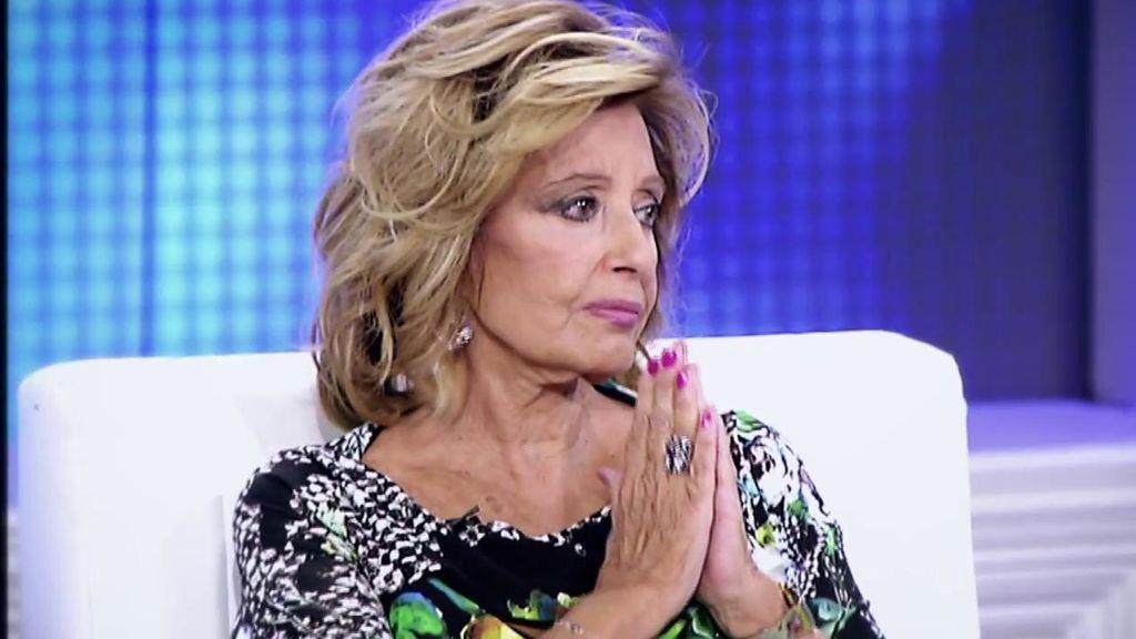 Teresa Campos habla sobre su deuda, Borrego y Jorge Javier