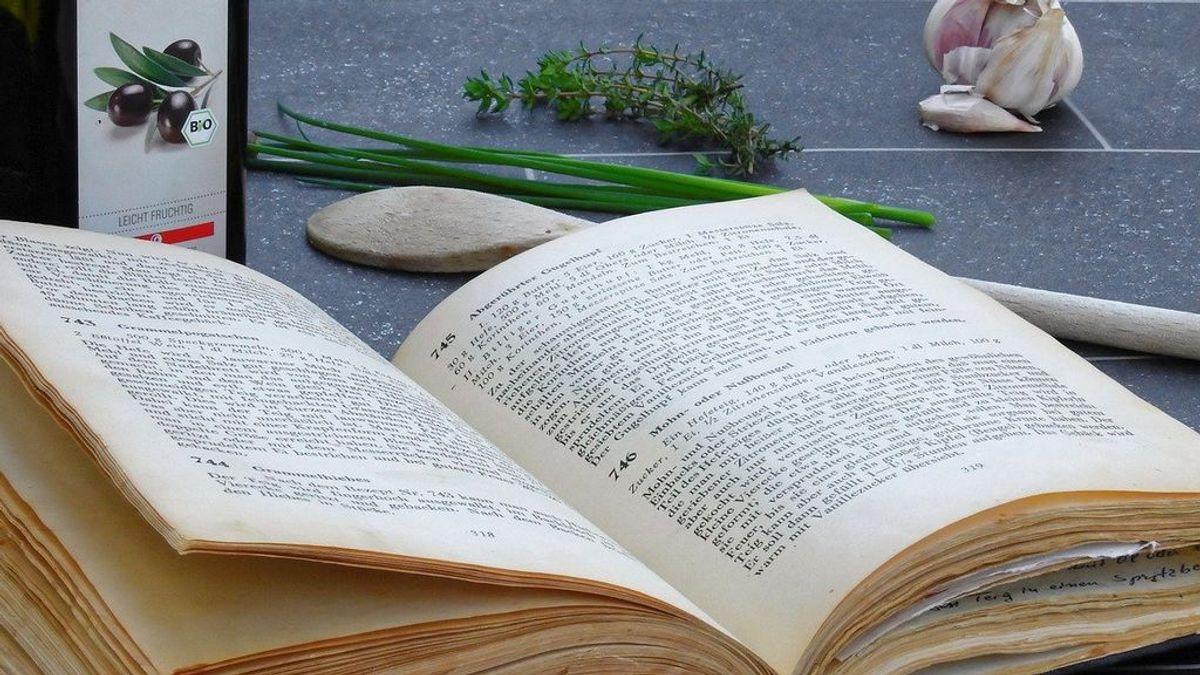 Libros que son fogones: chefs, lecturas y maestros