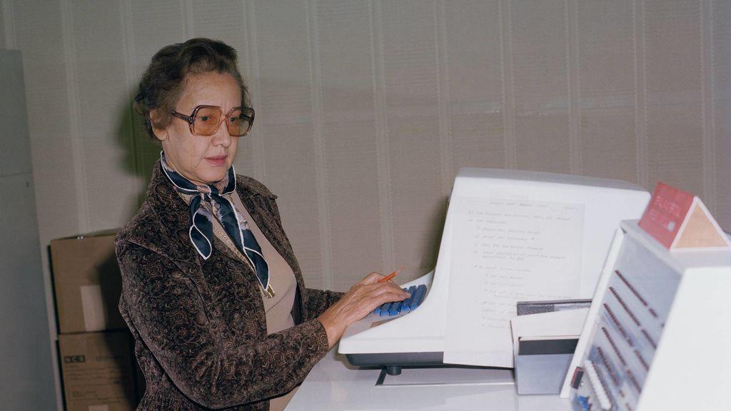 Katherine Johnson, mujer esencial para llegar a la Luna, recibe el mismo honor que los astronautas 51 años después