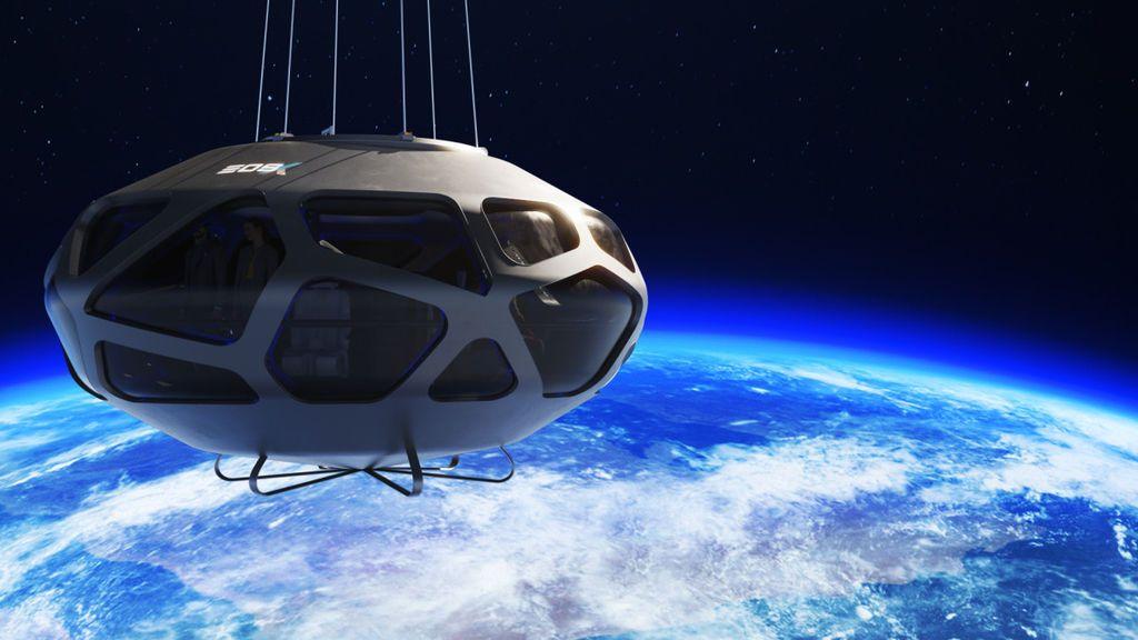 El turismo espacial ya está aquí: la empresa española EOS-X Space ofrecerá viajes a la estratosfera