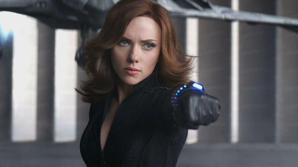 Scarlett Johansson en 'Black Widow' (2020)