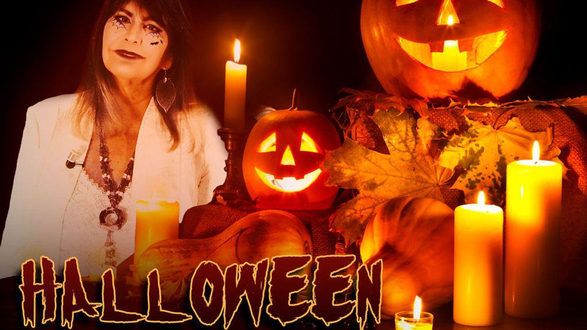 Halloween bajo el influjo de la Luna Azul