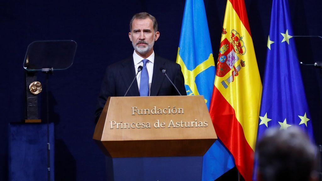 La gala de los Premios Princesa de Asturias 2020