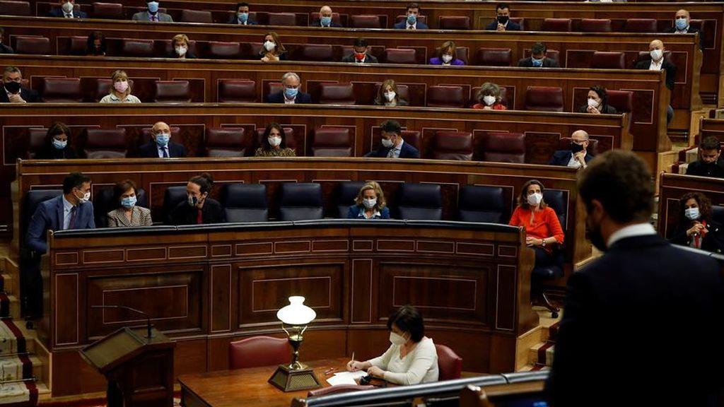 """""""¡Gamberro! ¡Ya está bien de insultar!"""", el diario de sesiones del Congreso refleja la crispación política"""