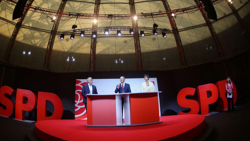 ¿Lograrán los socialdemócratas alemanes remontar las encuestas?