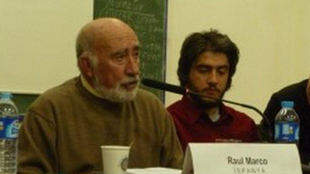 Muere Raúl Marco, fundador del PCE y del FRAP