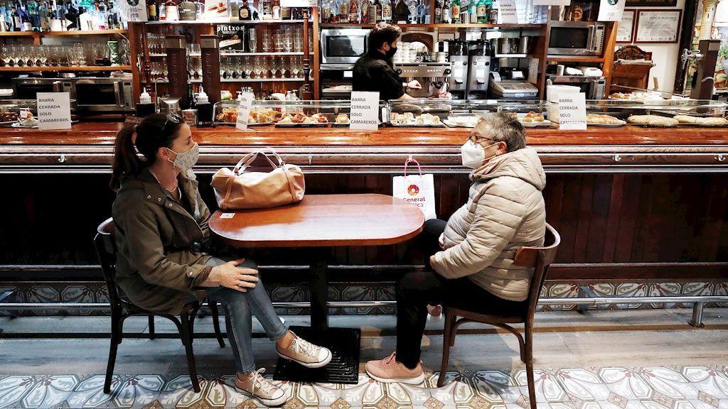 Navarra supera de nuevo el medio millar de casos diarios, con 523 nuevos contagios