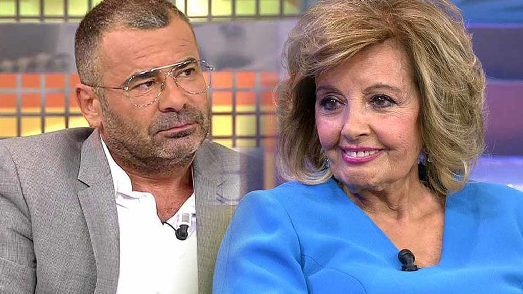Jorge Javier Vázquez y María Teresa Campos inician el camino a una tregua: los pasos que han dado