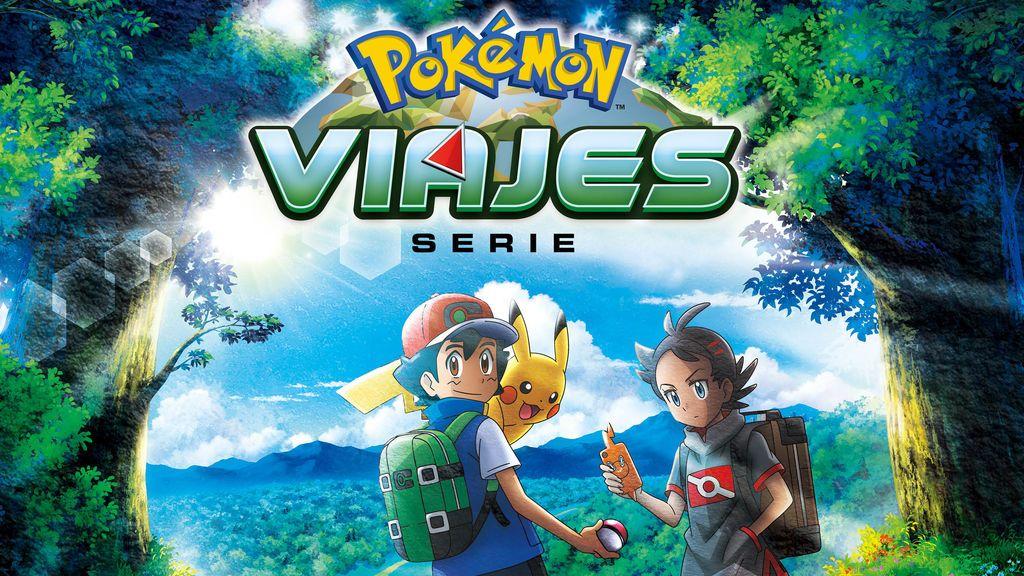El fenómeno mundial 'Viajes Pokémon' llega en exclusiva a Boing