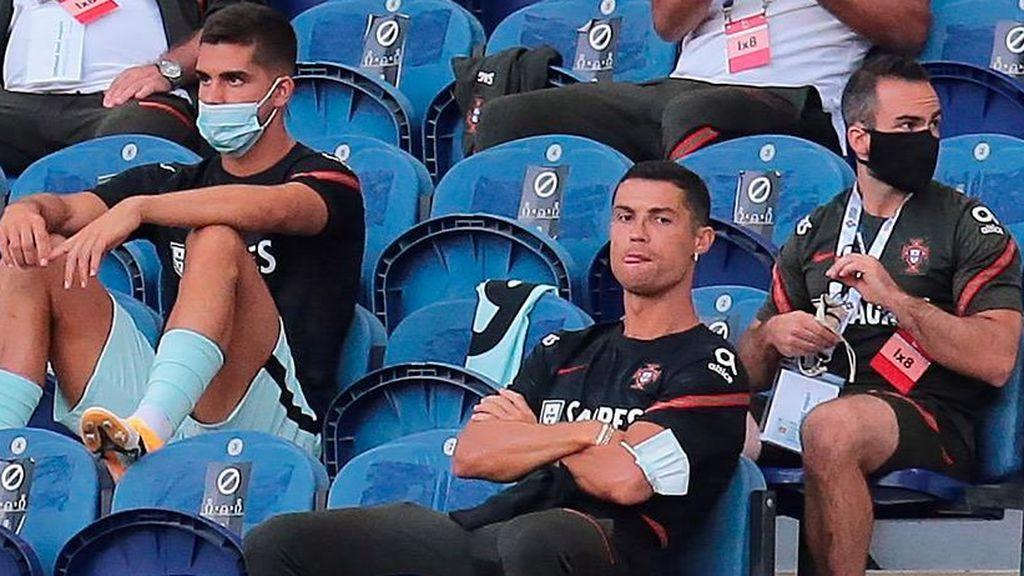 """Italia se harta de Cristiano Ronaldo y el Gobierno carga contra él: """"Violó el protocolo del coronavirus, no tenía autorización sanitaria para volver"""""""