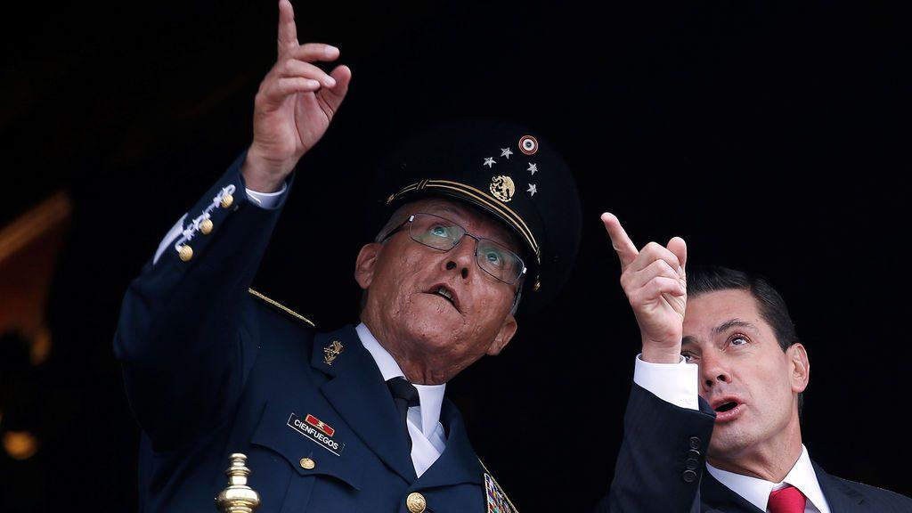 Detenido en EE.UU. el exsecretario de Defensa del expresidente Peña Nieto acusado de narcotráfico