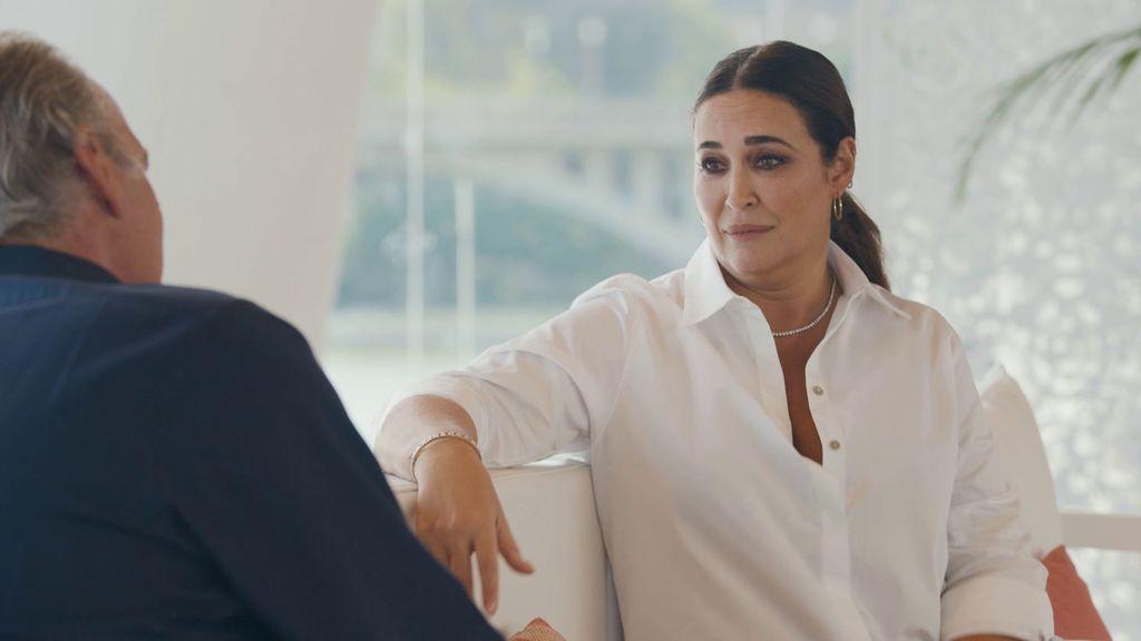 La truculenta historia familiar de Vicky Martín Berrocal que nunca antes había contado: su padre tenía una doble vida