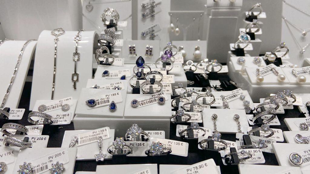 La pandemia dispara el precio de las joyas y la electricidad
